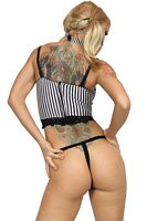 Larrykins Camisole and G-String Set